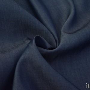 Ткань Джинс Рубашечный 160 г/м2, цвет синий (7812)