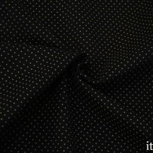 Ткань Джинс в Горошек 7808