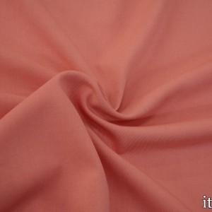 Хлопковая рубашечная ткань 7806 цвет розовый