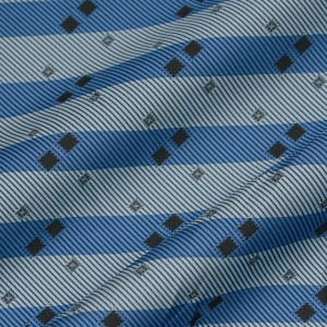 Ткань Жаккард, узор полоска (i2799)