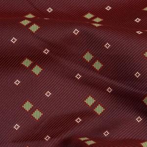 Ткань Жаккард, цвет бордовый (i2816)