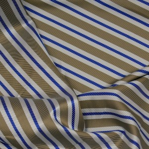 Ткань Жаккард, узор полоска (i2821)