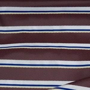 Ткань Жаккард, узор полоска (i2845)