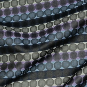 Ткань Жаккард, узор геометрический (i2846)