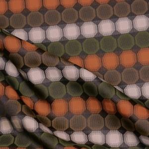 Ткань Жаккард, узор геометрический (i2849)