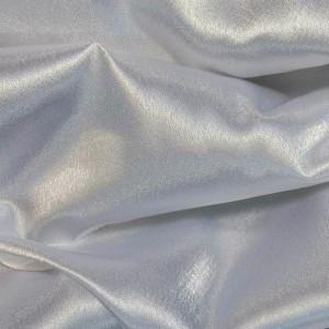 """Ткань Креп-сатин """"Белый"""", цвет белый (i350)"""