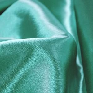 """Ткань Креп-сатин """"Зеленый чай"""", цвет зеленый (i364)"""