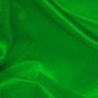 "Ткань Креп-сатин ""Зеленый"""