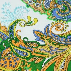 Ткань Штапель Купон (i3024)