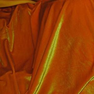 Ткань Бархат-стрейч «Солнечный» (i1555)