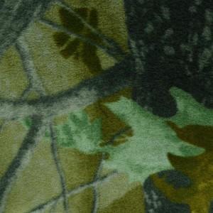 Ткань Искусственный мех, узор цветочный (i5188)
