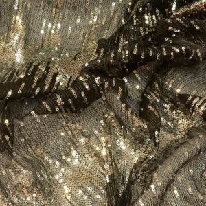 Ткань Трикотаж с пайетками (i3533)