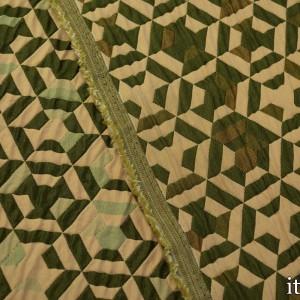 Ткань Жаккард Полиэстер 226 г/м2, узор геометрический (7422)