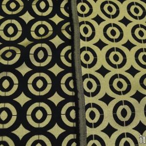 Ткань Жаккард Хлопковый 238 г/м2, узор геометрический (7413)