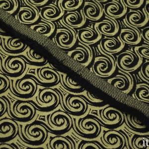 Ткань Жаккард Хлопковый 251 г/м2, узор геометрический (7419)
