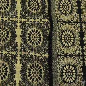 Ткань Жаккард Хлопковый 258 г/м2, узор геометрический (7416)