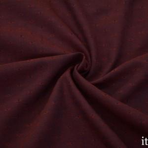 Костюмный хлопок 155 г/м2, цвет бордовый (7783)