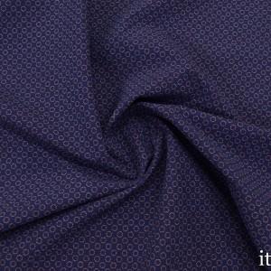 Хлопок рубашечный 170 г/м2, узор геометрический (7477)