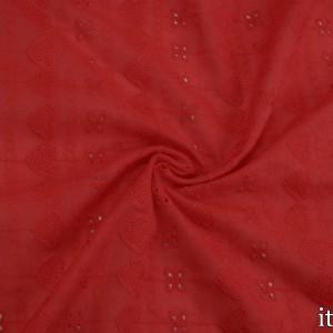 Шитье 110 г/м2, цвет красный (7451)