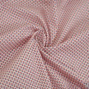 Хлопок рубашечный 120 г/м2, узор геометрический (7468)