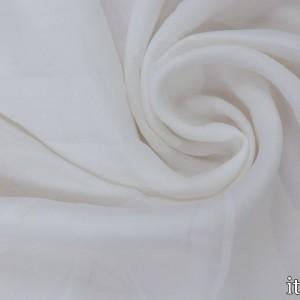 Атласная ткань 100 г/м2, цвет белый (7596)