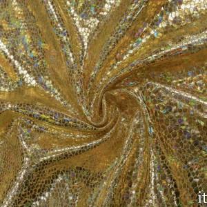 Голограмма 180 г/м2, цвет золотой (7519)