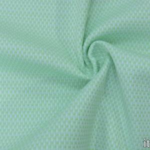 Хлопок рогожка 270 г/м2, цвет зеленый (7535)