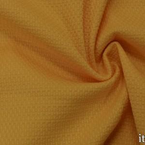 Хлопок рогожка 270 г/м2, цвет оранжевый (7542)