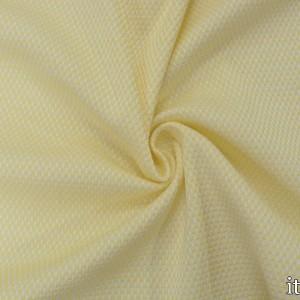 Хлопок рогожка 270 г/м2, цвет желтый (7543)