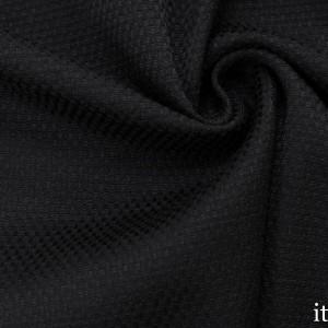 Хлопок рогожка 310 г/м2, цвет черный (7544)