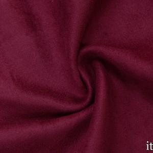 Замша на трикотаже 7506 цвет бордовый