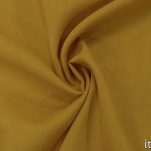 Вискоза плательная 130 г/м2, цвет желтый (7548)