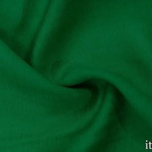 Вискоза плательная 100 г/м2, цвет зеленый (7613)
