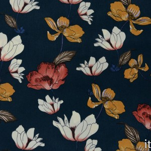 Плательная ткань 7718 цвет разноцветный