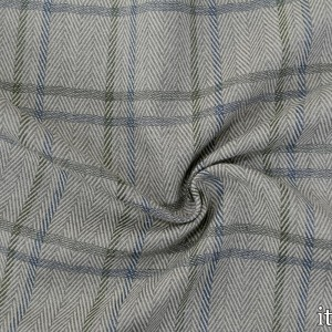 Шерсть пальтовая  цвет серый