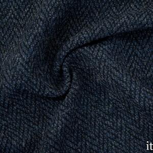 Шерсть костюмная 180 г/м2, цвет синий (8077)