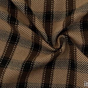 Шерсть костюмная 290 г/м2, цвет коричневый (8066)