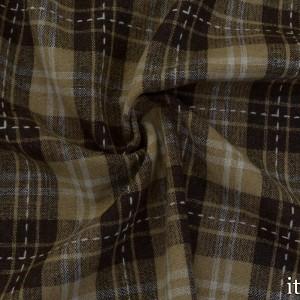 Шерсть костюмная 220 г/м2, цвет коричневый (8016)