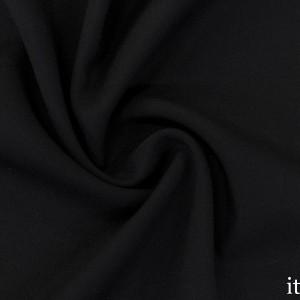 Шерсть Костюмная 270 г/м2, цвет черный (8125)
