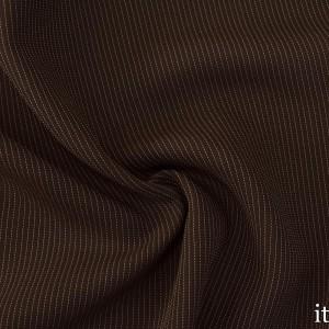 Шерсть Костюмная 220 г/м2, цвет коричневый (8116)