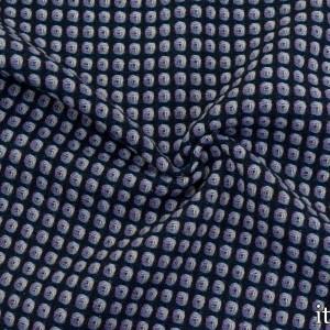 Шерсть пальтовая 330 г/м2, узор геометрический (8097)