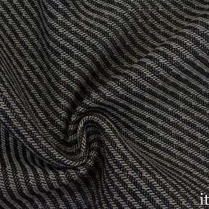 Шерсть пальтовая 440 г/м2, узор геометрический (8044)