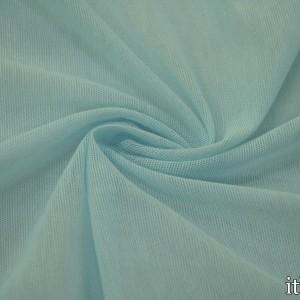Сетка трикотажная 80 г/м2, цвет голубой (8457)