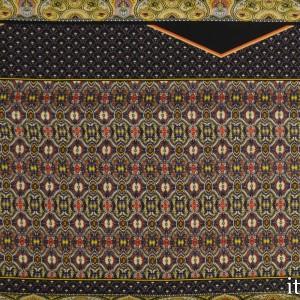 Трикотаж Вискозный Принт 225 г/м2, узор цветочный (8459)