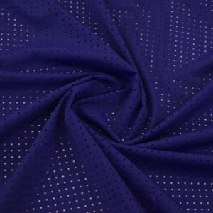 Ткань Бифлекс Сетчатый 6868 цвет фиолетовый