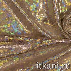 Ткань Голограмма 4330