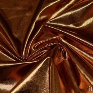 Парча стрейч, цвет коричневый (6826)