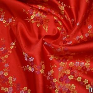 Ткань Китайский Шелк 6404 цвет разноцветный