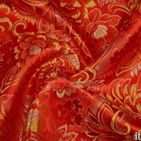 Ткань Китайский Шелк