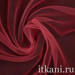 Ткань Фатин Мягкий, цвет розовый (4460)